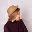 шляпка из фетра